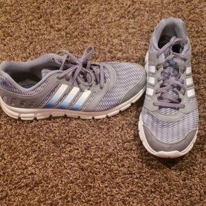 Addidas running shoes